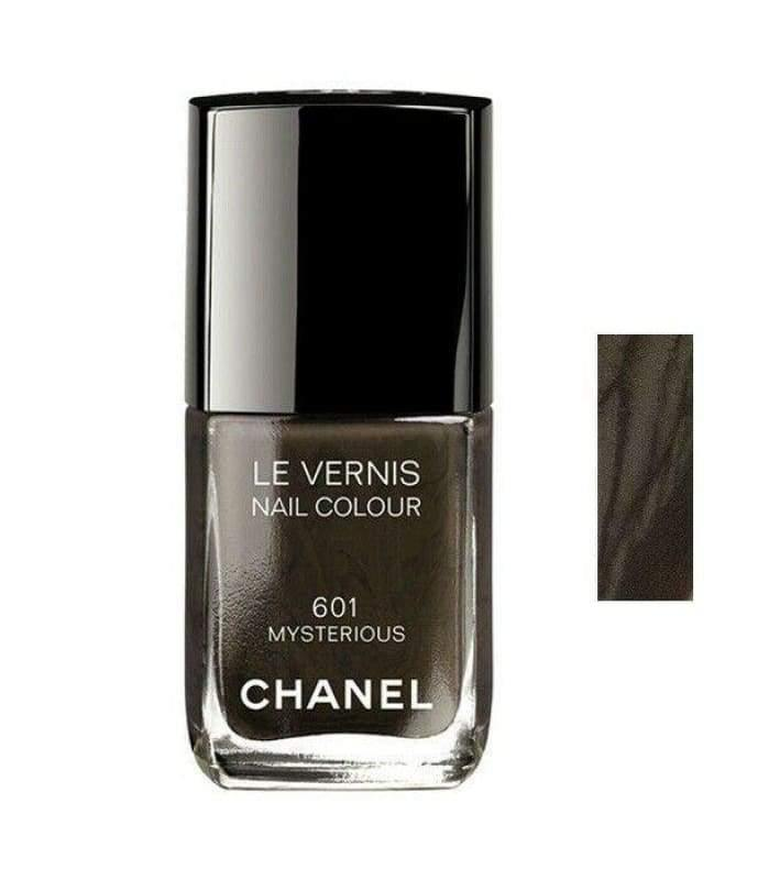 Chanel Le Vernis Nail Colour - 601 Mysterious - Nail Polish