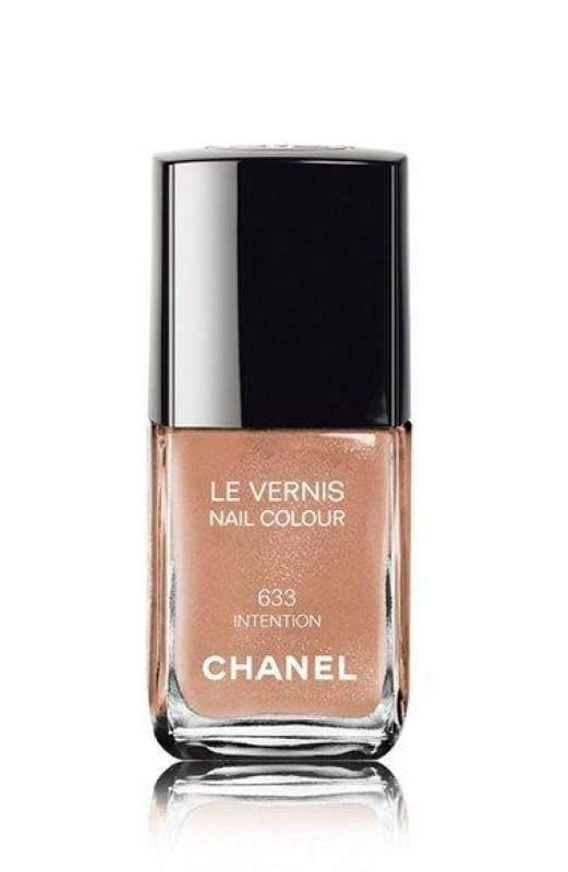 Chanel Le Vernis Nail Colour - 633 Intention - Nail Polish