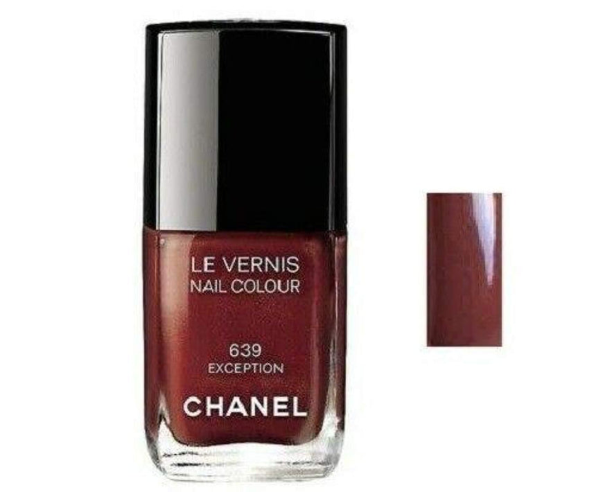 Chanel Le Vernis Nail Colour - 639 Exception - Nail Polish