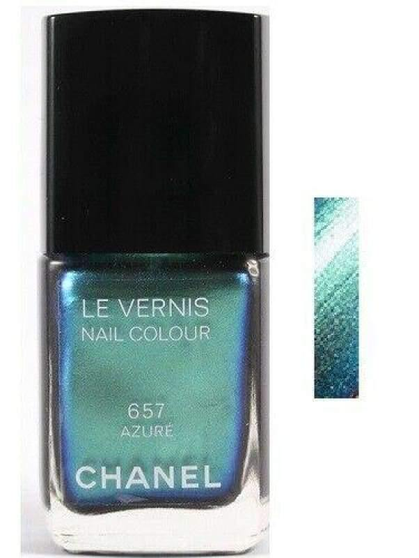Chanel Le Vernis Nail Colour - 657 Azure - Nail Polish