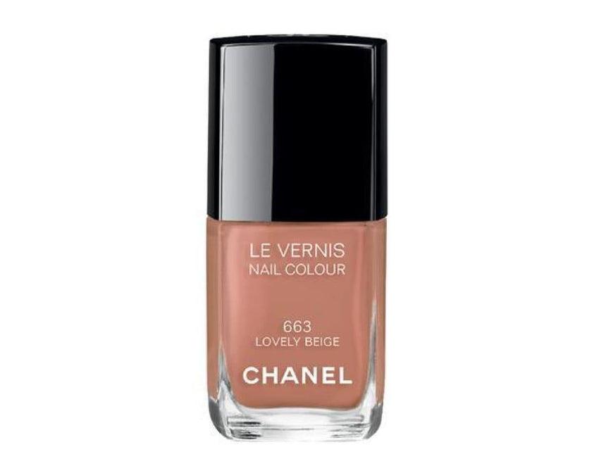 Chanel Le Vernis Nail Colour - 663 Lovely Beige - Nail Polish