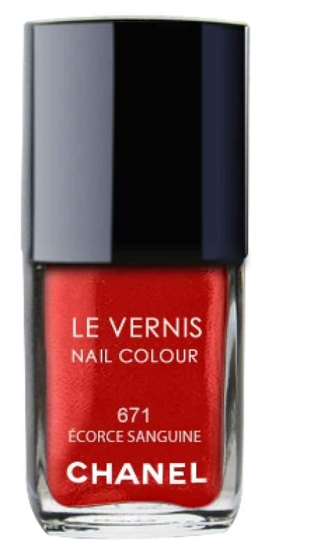 Chanel Le Vernis Nail Colour - 671 Ecorce Sanguine - Nail Polish