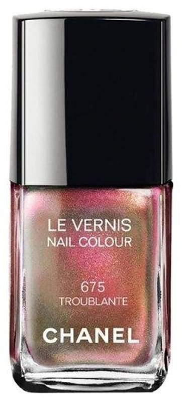 Chanel Le Vernis Nail Colour - 505 Particuliere - Nail Polish