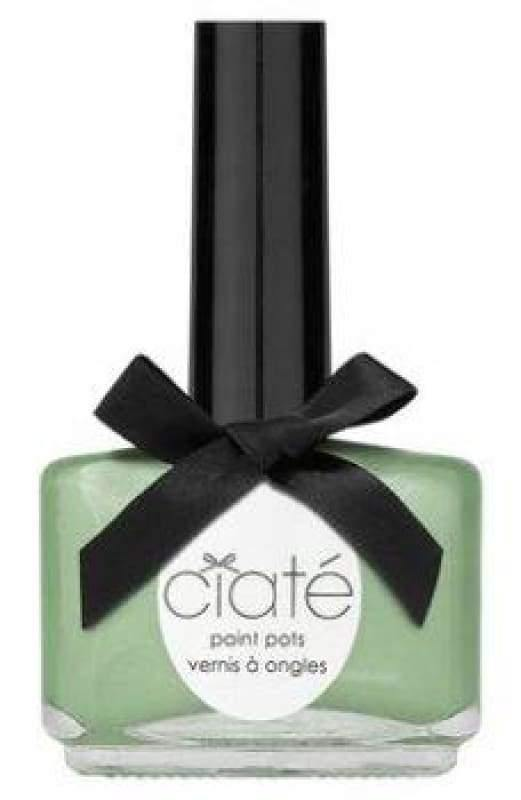 CoverGirl Outlast Stay Brilliant - Mint Mojito-Nail Polish-Nail Polish Life