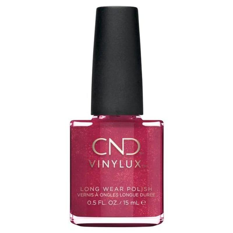 CND Vinylux - 139 Red Baroness - Nail Polish