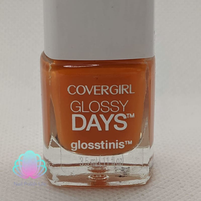 Covergirl Glosstini Glowing Nights - #TechnoGlow-Nail Polish-Nail Polish Life