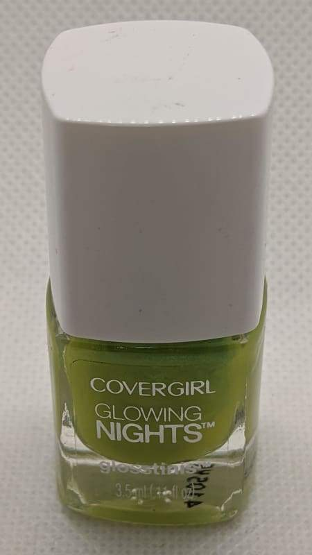 Covergirl Glosstini Glowing Nights - #GloAllNight-Nail Polish-Nail Polish Life