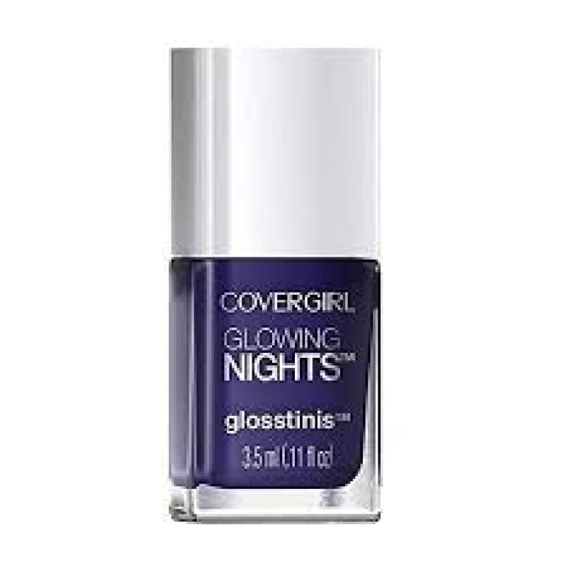 Covergirl Glosstini Glowing Nights - #MidnightGlow - Nail Polish