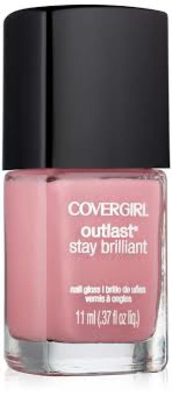 CoverGirl Outlast Stay Brilliant - 160 Everbloom - Nail Polish