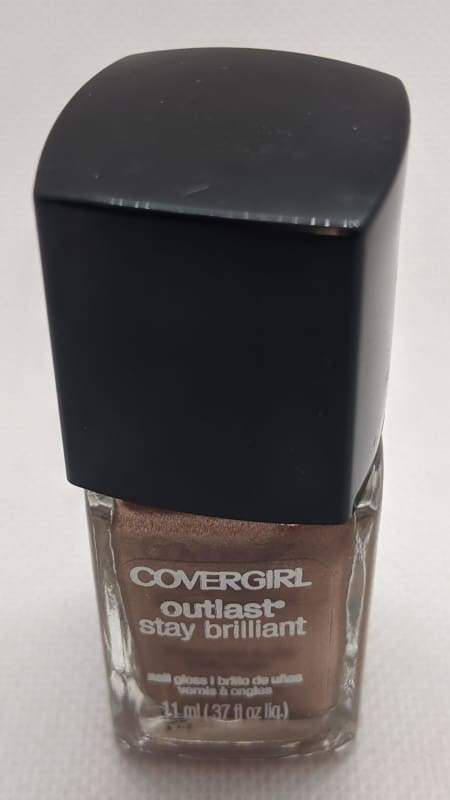 CoverGirl Outlast Stay Brilliant - 225 Perfect Penny-Nail Polish-Nail Polish Life