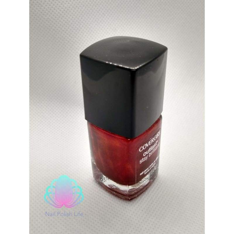 CoverGirl Outlast Stay Brilliant - Forever Festive-Nail Polish-Nail Polish Life