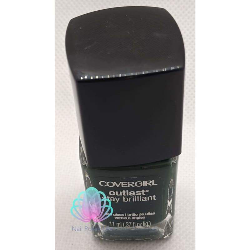 CoverGirl Outlast Stay Brilliant - Give-em The Greenlight-Nail Polish-Nail Polish Life