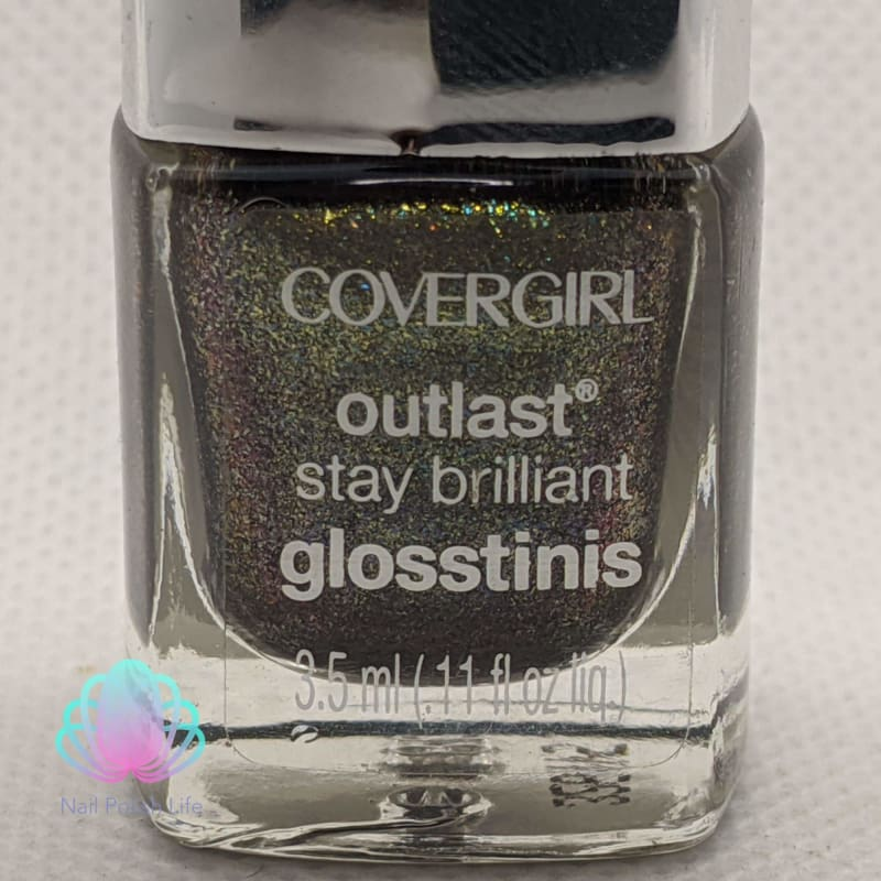Covergirl Outlast Stay Brilliant Glosstinis - Scalding Emerald-Nail Polish-Nail Polish Life