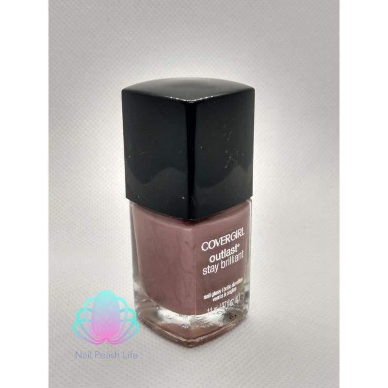 CoverGirl Outlast Stay Brilliant Nail Polish - Being Blonde-Nail Polish-Nail Polish Life