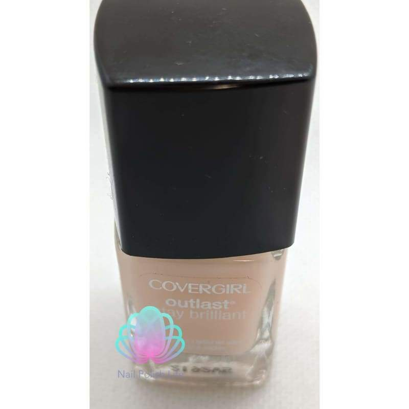 CoverGirl Outlast Stay Brilliant - Natural Blush-Nail Polish-Nail Polish Life