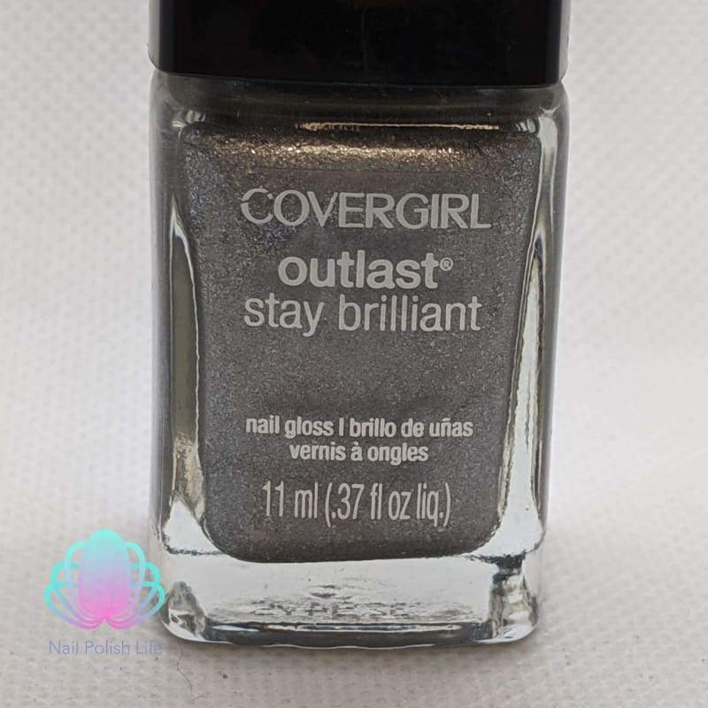 CoverGirl Outlast Stay Brilliant - Show Stopper-Nail Polish-Nail Polish Life