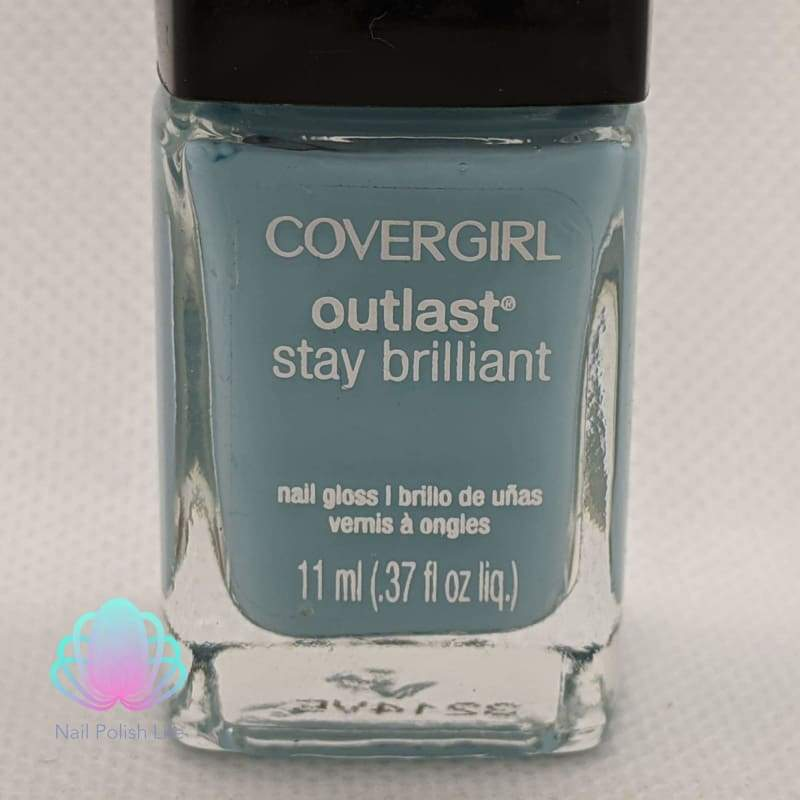 CoverGirl Outlast Stay Brilliant - Skylight-Nail Polish-Nail Polish Life