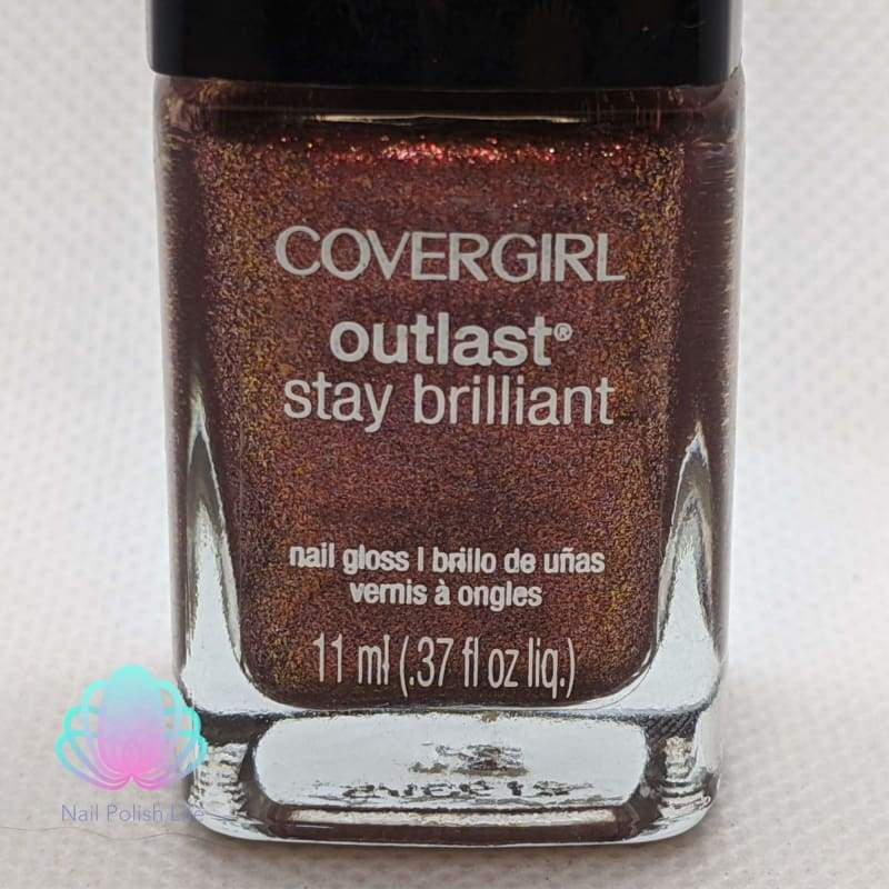 CoverGirl Outlast Stay Brilliant - Timeless Rubies-Nail Polish-Nail Polish Life