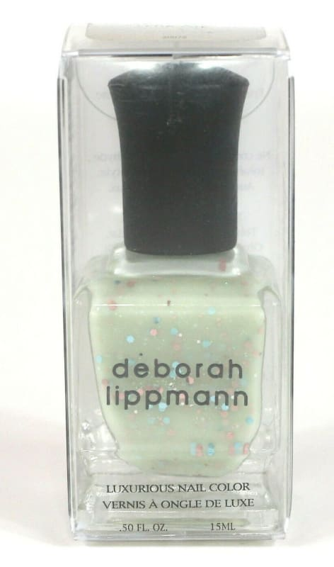 Deborah Lippmann - Glitter In The Air - In Box - Nail Polish