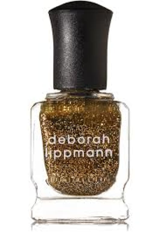 Deborah Lippmann Glitter Nail Polish - Can't Be Tamed - In Box - Nail Polish