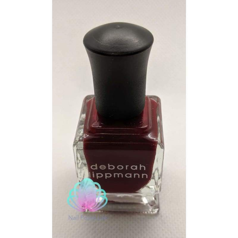 Deborah Lippmann - Lady is a Tramp-Nail Polish-Nail Polish Life