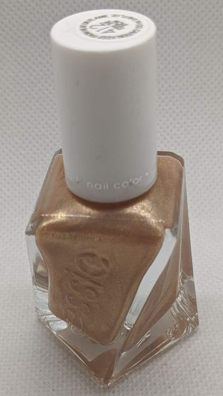 Essie Gel Couture - 412 Steel The Show-Nail Polish-Nail Polish Life