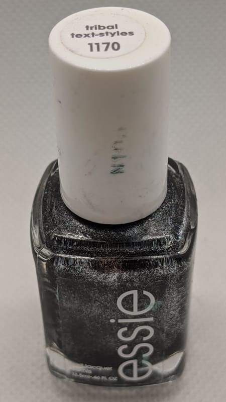 Essie Nail Lacquer - 1170 Tribal Text-styles - Nail Polish
