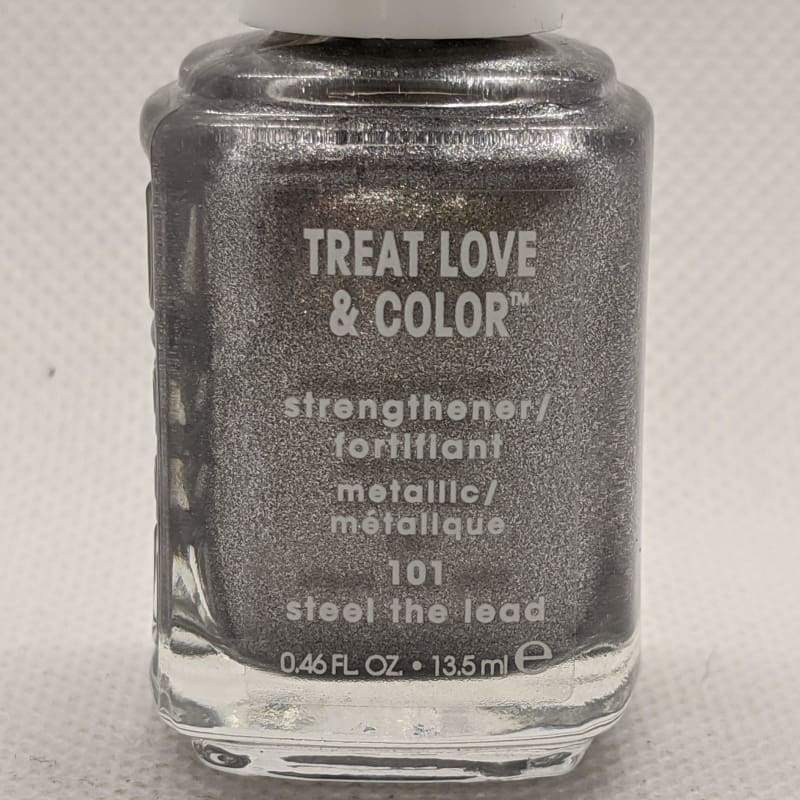 Essie Treat, Love & Color - 101 Steel The Lead-Nail Polish-Nail Polish Life
