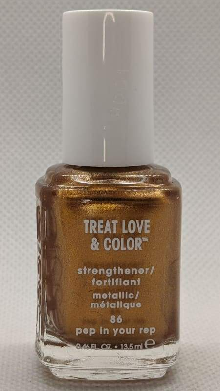 Essie Treat, Love & Color - 86 Pep in Your Rep-Nail Polish-Nail Polish Life