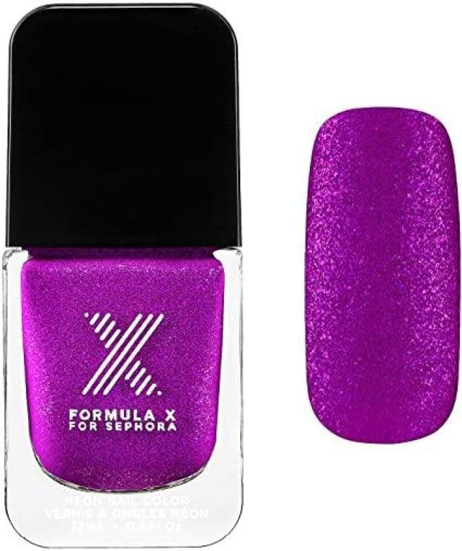 Formula X Neon Nail Color - Hyped