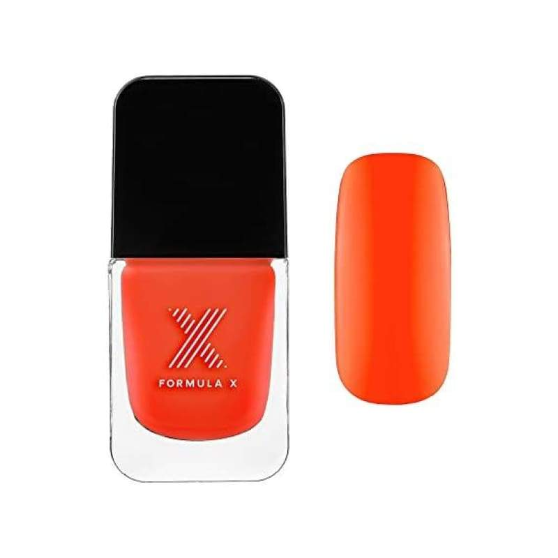 Formula X Neon Nail Color - Oomph - Nail Polish