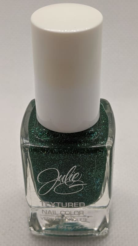Julie G Textured Nail Color - Mistletoe-Nail Polish-Nail Polish Life