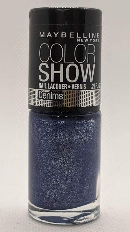 Maybelline Color Show Nail Lacquer - 20 Styled Out-Nail Polish-Nail Polish Life