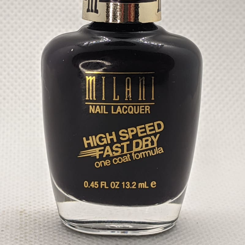 Milani High Speed Fast Dry - 26 Rapid Orchid-Nail Polish-Nail Polish Life