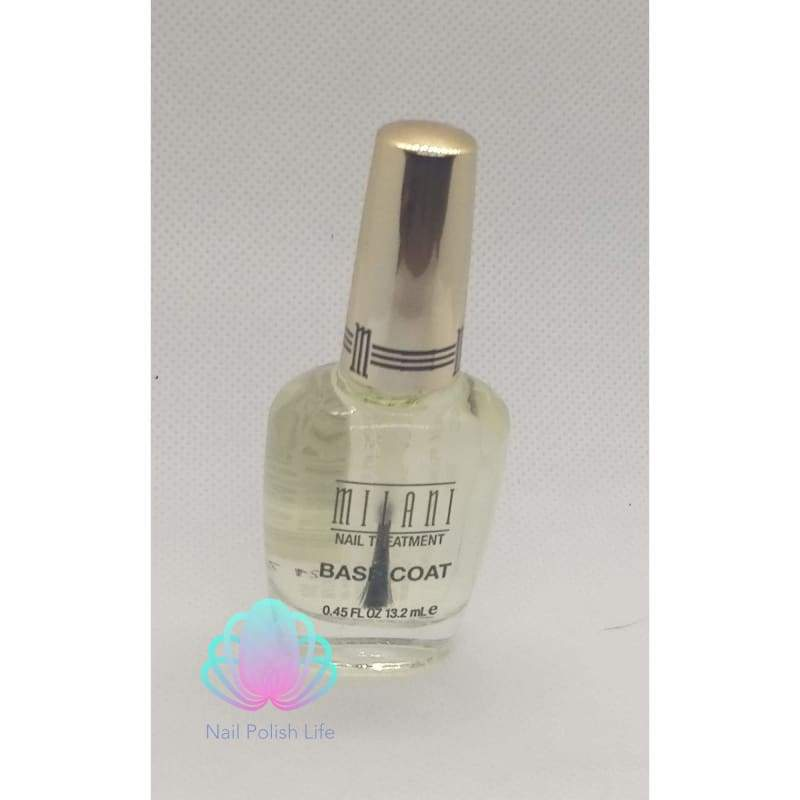 Milani Specialty Nail Treatment - 03 Base Coat-Nail Polish-Nail Polish Life