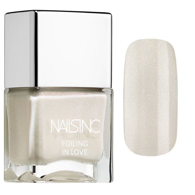 Nails Inc Foiling in Love Nail Polish - Moon Boots - Nail Polish