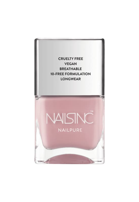 Nails Inc NailPure - Bond Street Passage - Nail Polish