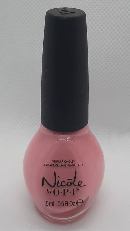 Nicole by OPI - At Least I Pink So - Nail Polish