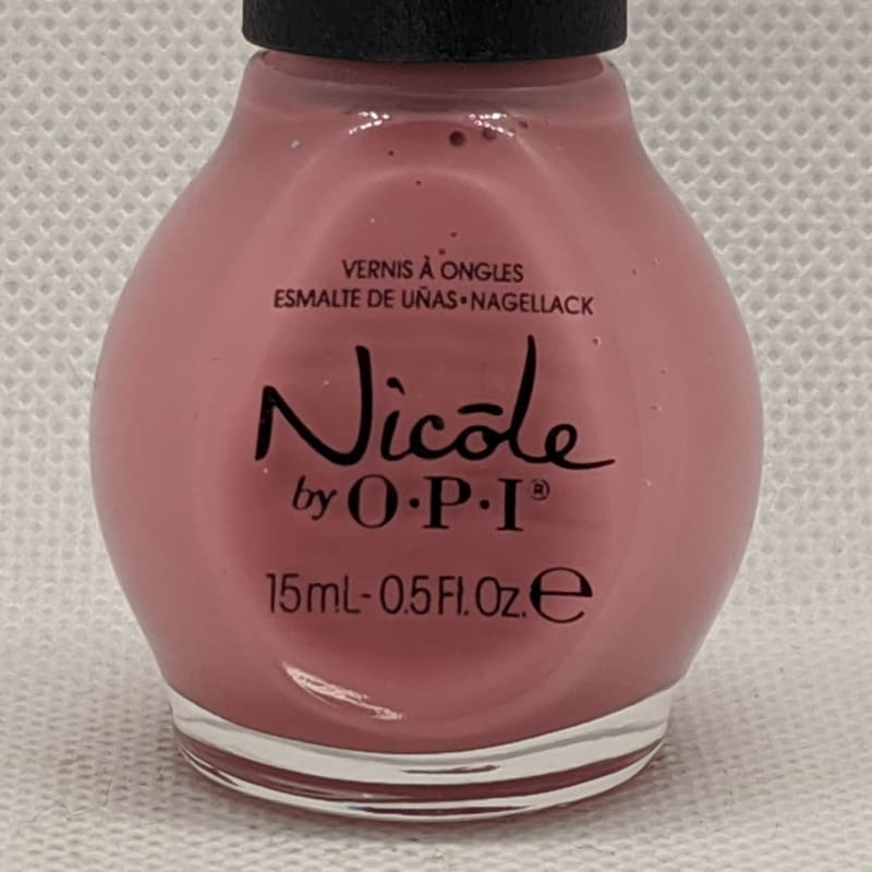 Nicole by OPI - Don't Overpink It - Nail Polish