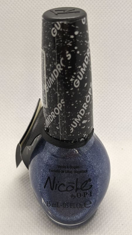 Nicole by OPI Gumdrop Collection - Blue-berry Sweet on You-Nail Polish-Nail Polish Life