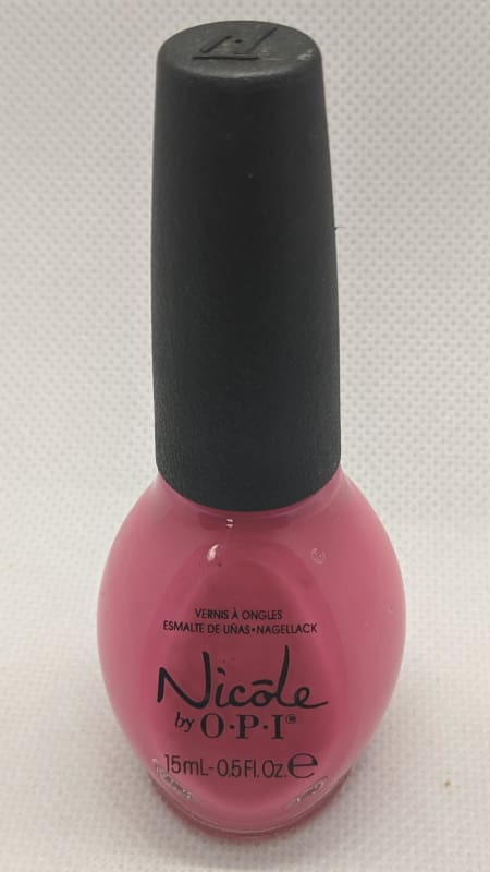 Nicole by OPI - Something About Spring-Nail Polish-Nail Polish Life