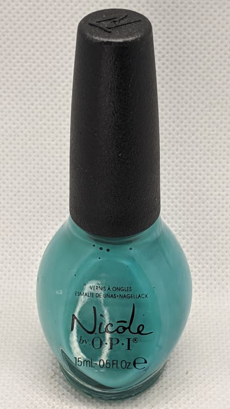Nicole by OPI - Teal Me Something New - Nail Polish