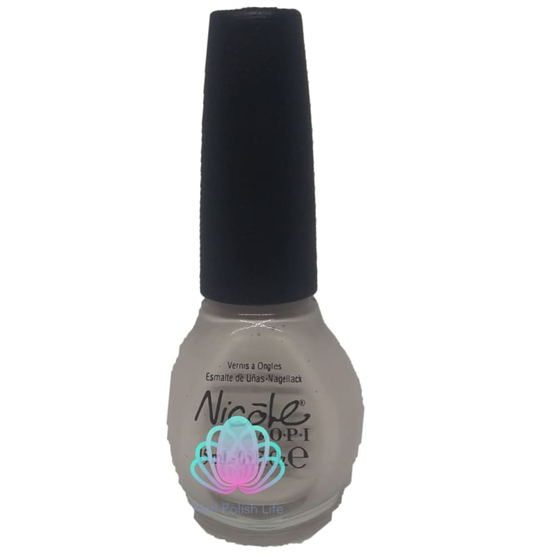 Nicole by OPI - Yoga-Then-Yogurt - Nail Polish