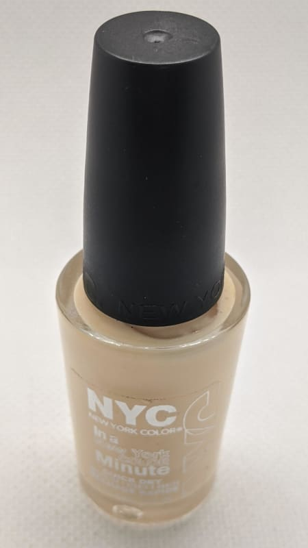NYC In A Minute Quick Dry Nail Polish - 200 Prospect Park Bloom-Nail Polish-Nail Polish Life