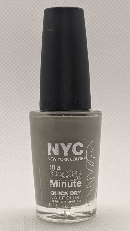 NYC In A Minute Quick Dry Nail Polish - 270 Sidewalkers-Nail Polish-Nail Polish Life