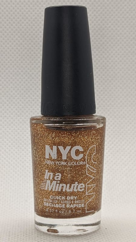 NYC In A Minute Quick Dry Nail Polish - 277 Fashion Queen-Nail Polish-Nail Polish Life