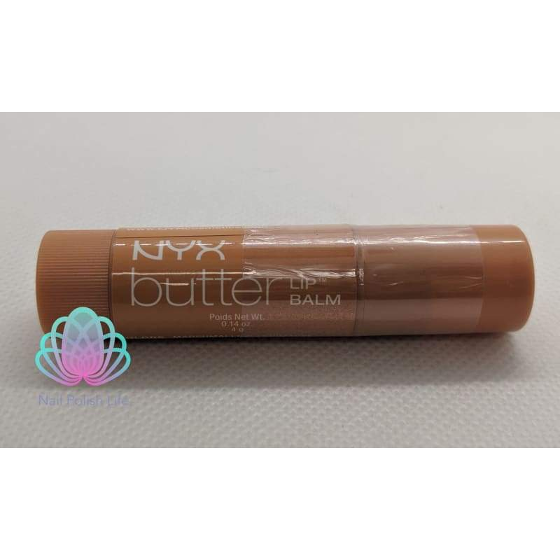 NYX Butter Lip Balm -BLB05 Marshmallow-Lip-Nail Polish Life