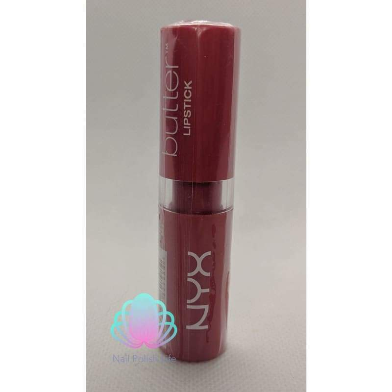 NYX Butter Lipstick - BLS12 Little Susie-Lip-Nail Polish Life