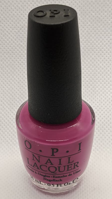 OPI Nail Lacquer - Ate Berries in the Canaries - Nail Polish