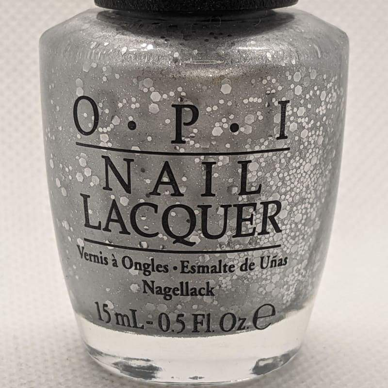 OPI Nail Lacquer - By The Light Of The Moon-Nail Polish-Nail Polish Life